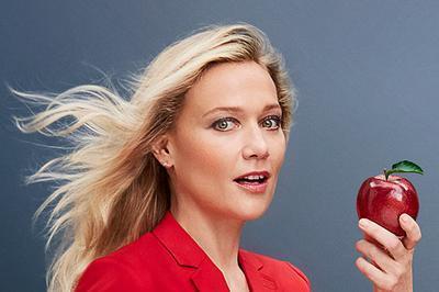 Caroline Vigneaux Croque La Pomme à Paris 9ème