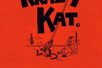 Cartoon-concert Krazy Kat à Limoges