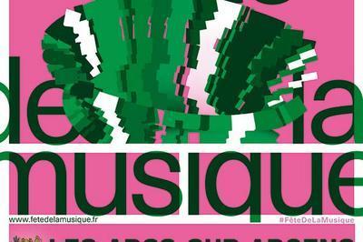 FullMoon - Trio CCC(Fête de la Musique 2018) à Les Arcs