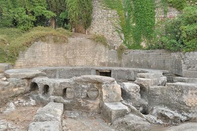 Castellum Aquae à Nimes