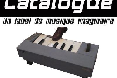 Catalogue : un label de musique imaginaire à Piace