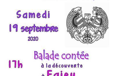 Cathelaine Conte Et Chante : Visite Contée Du Hameau D'egieu à Rossillon
