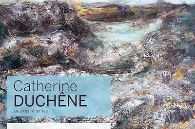 Catherine Duchêne - Oeuvres Récentes à Marseille