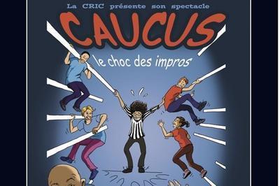 Caucus : Le Choc Des Impros à La Rochelle