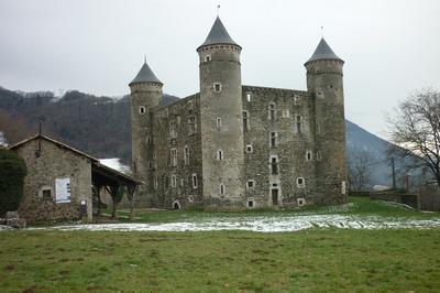 Causerie Au Château. à Jarrie