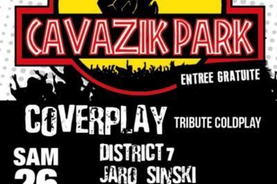 Cavazik Park à Joeuf