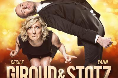Cecile Giroud Et Yann Stotz à Tinqueux
