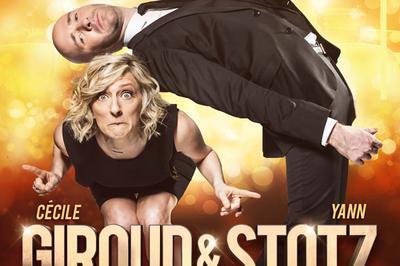 Cecile Giroud & Yann Stotz à Aix les Bains