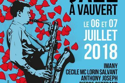Cecile Mclorin Salvant+P.bertrand à Vauvert