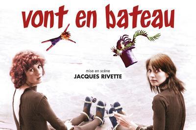 Céline Et Julie Vont En Bateau Au Frac  Franche-comté à Besancon