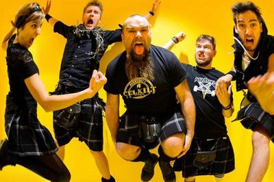 Celkilt + The Black Clover * rock celtique à Vitry le Francois