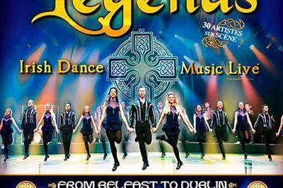 Celtic Legends - report à Macon