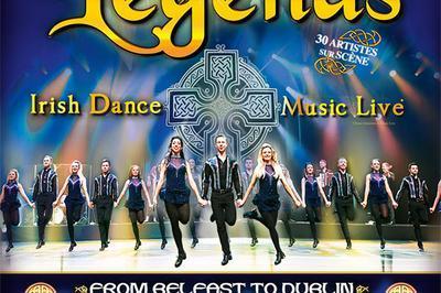 Celtic Legends - From Belfast to Dublin Tour 2021 - report à Dijon