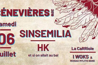 Cénevières Festival 2019