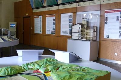Centre D'interpretation Du Patrimoine Et De L'architecture à Vienne