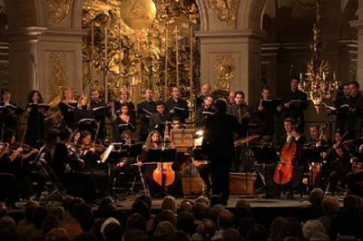 Les Musiciens Du Regent à Versailles