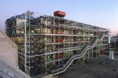 Centre Pompidou + Expositions à Paris 4ème
