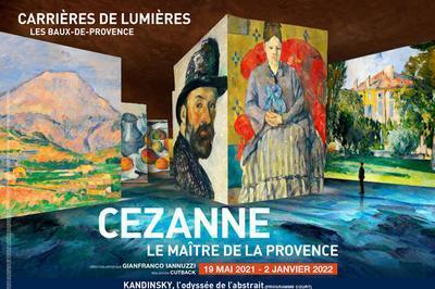 Cézanne, Le Maître De La Provence à Les Baux de Provence