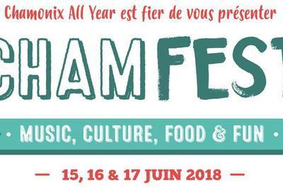 Chamfest 2018