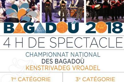 Championnat Des Bagadou à Saint Brieuc