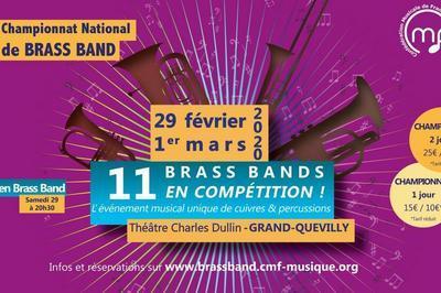 Championnat National de Brass Band 2020