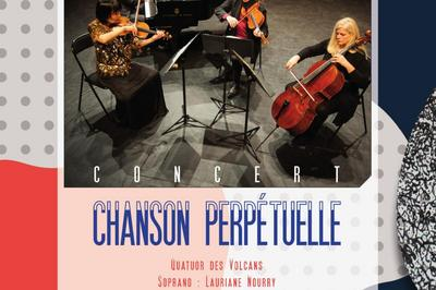 Chanson perpétuelle à Clermont Ferrand