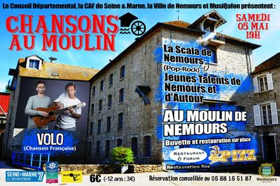 Chansons au Moulin ! à Nemours