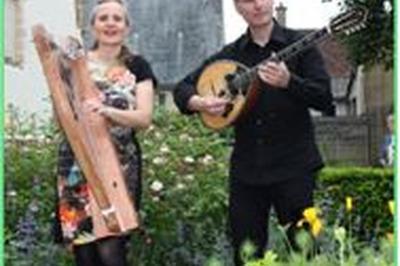 Chant, Harpe Et Bouzouki à Tassille
