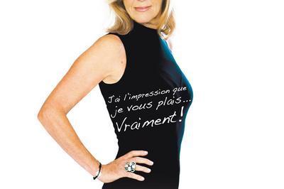 Chantal Ladesou à Bressuire