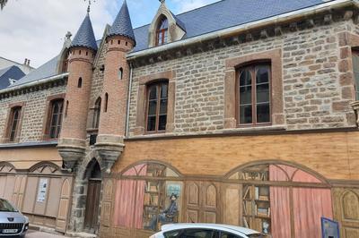 Chantier Maison Albert Londres  - Peinture À La Farine à Vichy