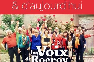 Chants D'hier Et D'aujourd'hui à Paris 10ème
