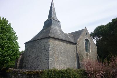 Chapelle De Prigny à La Bernerie en Retz