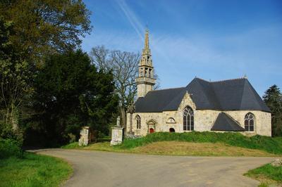 Chapelle De Trevarn En Saint-urbain à Saint Urbain