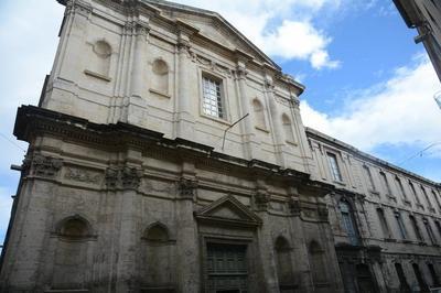 Chapelle Des Jésuites à Nimes