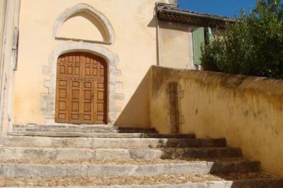 Chapelle Des Pénitents Blancs à Caumont sur Durance