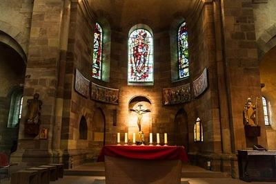 Chapelle Et Orgue Du Collège Saint-etienne à Strasbourg