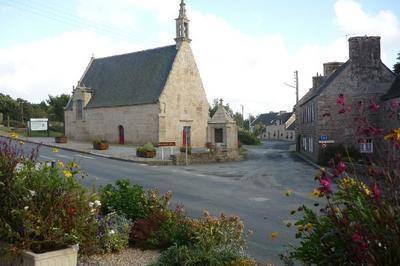 Chapelle Notre Dame De Bon Voyage à Plounerin