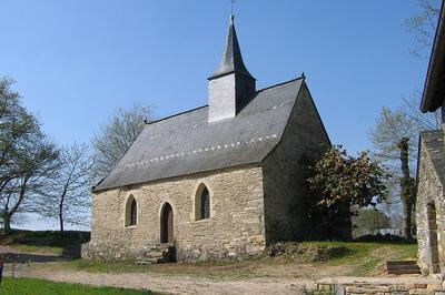Chapelle Notre-dame De Liesse à Peillac