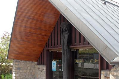 Chapelle Notre-dame-des-pauvres à Marbache