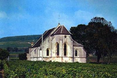 Chapelle Notre Dame Du Chemin Xi-xvème Siècle à Ladoix Serrigny