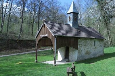 Chapelle Notre-dame-du-val à Vignory