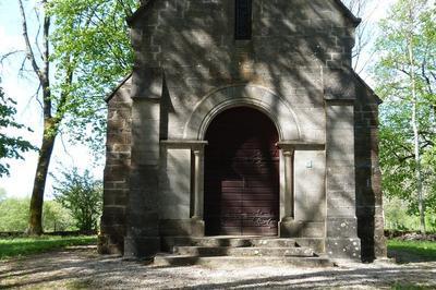 Chapelle Saint-michel à Chille Dans Le Jura
