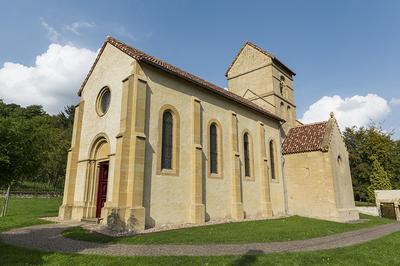 Chapelle Saint-nicolas De Morlange à Fameck