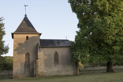 Chapelle Sainte-anne à Fameck