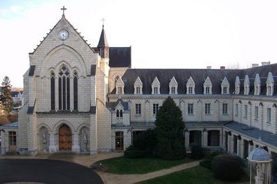 Chapelle Sainte-anne De La Communauté Jeanne Delanoue à Saumur