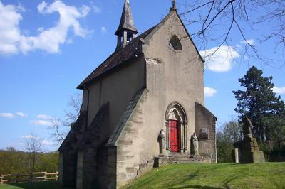 Chapelle Sainte-catherine à Hombourg Haut