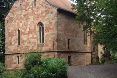 Chapelle Sainte-croix à Forbach