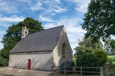 Chapelle St Symphorien à Serent
