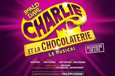 Charlie Et La Chocolaterie, Le Musical à Paris 10ème