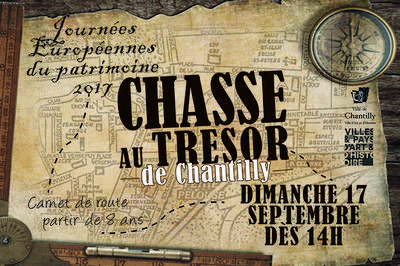 Chasse Au Trésor À Chantilly !